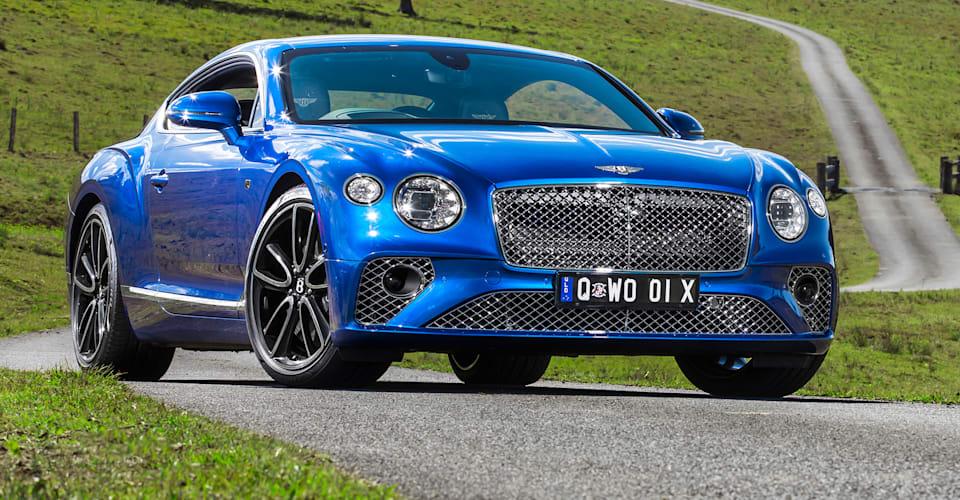 2018-19 Bentley Continental GT Recalled