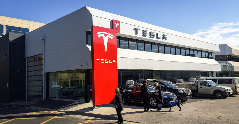 tesla to open new showroom and service centre in richmond caradvice caradvice