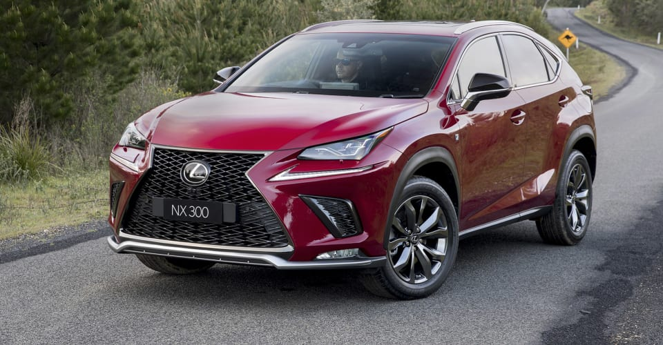 2018 Lexus Nx Pricing And Specs Caradvice