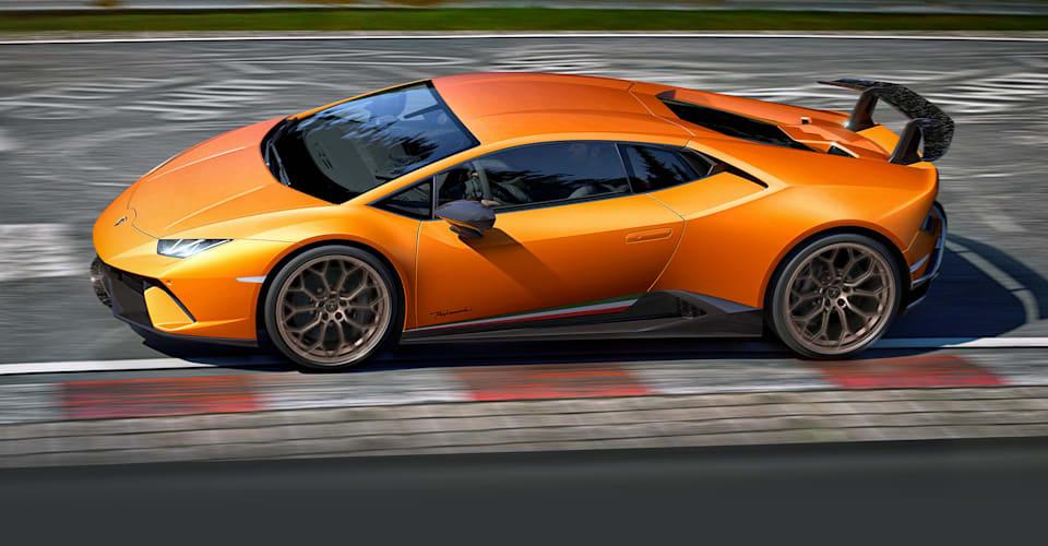 Lamborghini prices australia