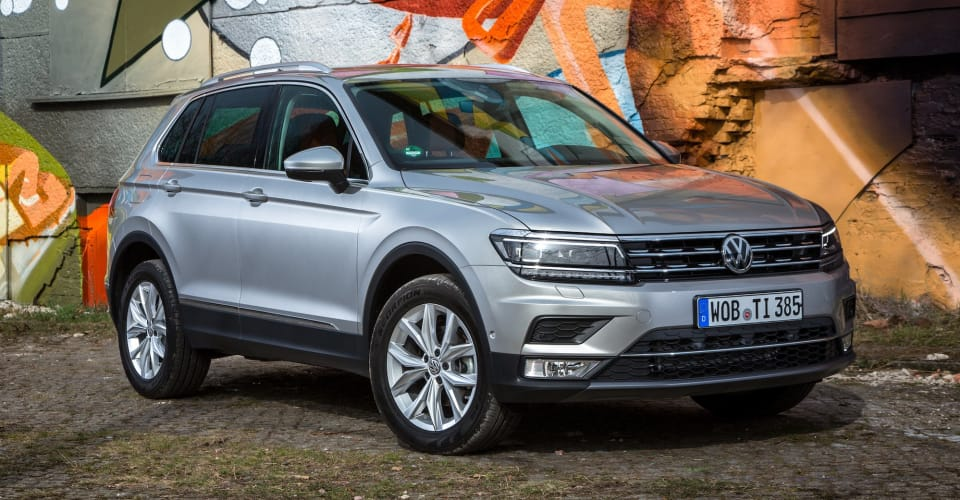 2016 VW Tiguan R-Line Review