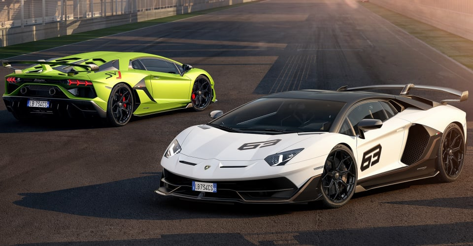 Lamborghini Aventador Svj Revealed Priced From 949 640 Update