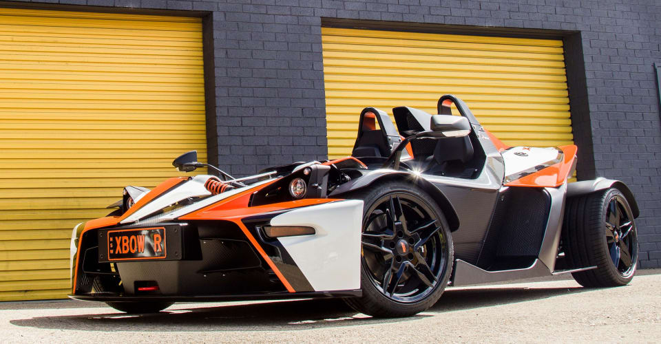 Ktm X Bow On Sale In Australia And It S Street Legal Caradvice