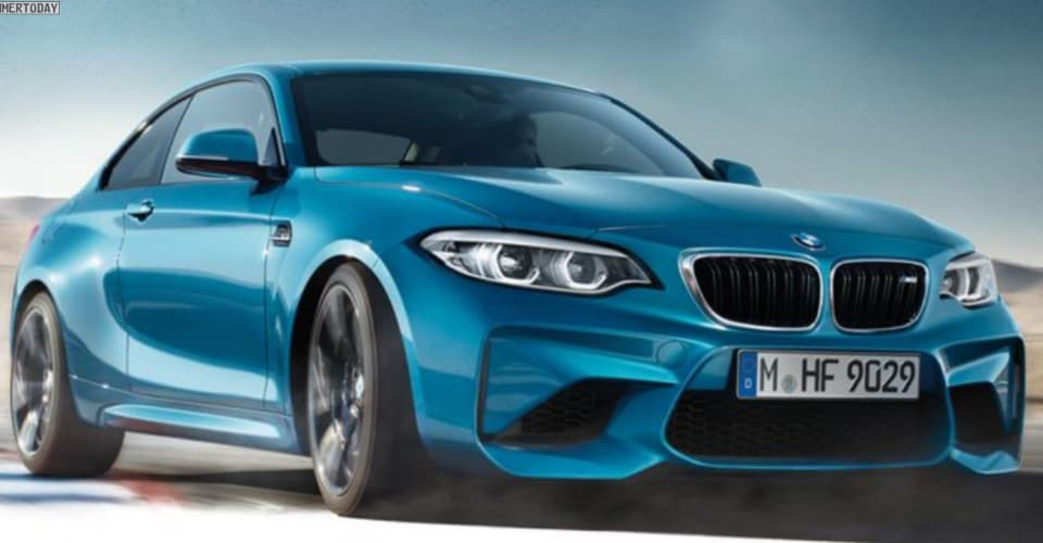 2018 Bmw M2 Update Accidentally Revealed On Official Website Caradvice