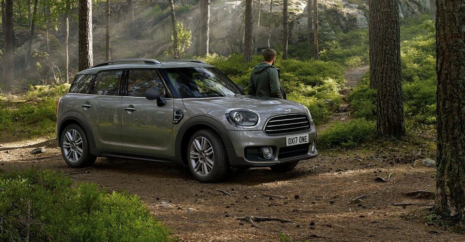 2018 Mini One Countryman One D Countryman Announced But Not For
