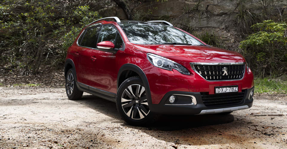 62 Auto Sales >> 2018 Peugeot 2008 Allure review | CarAdvice