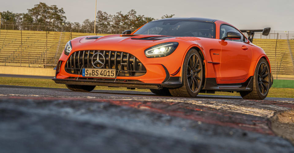 2021 Mercedes-AMG GT Black Series review | CarAdvice