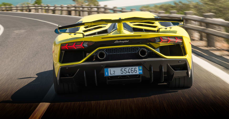 2019 Lamborghini Aventador Svj Review Caradvice