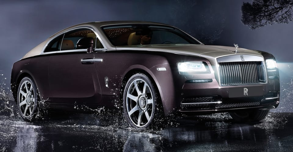 Rolls Royce Wraith 645k Price Tag To Match Ghost In Australia