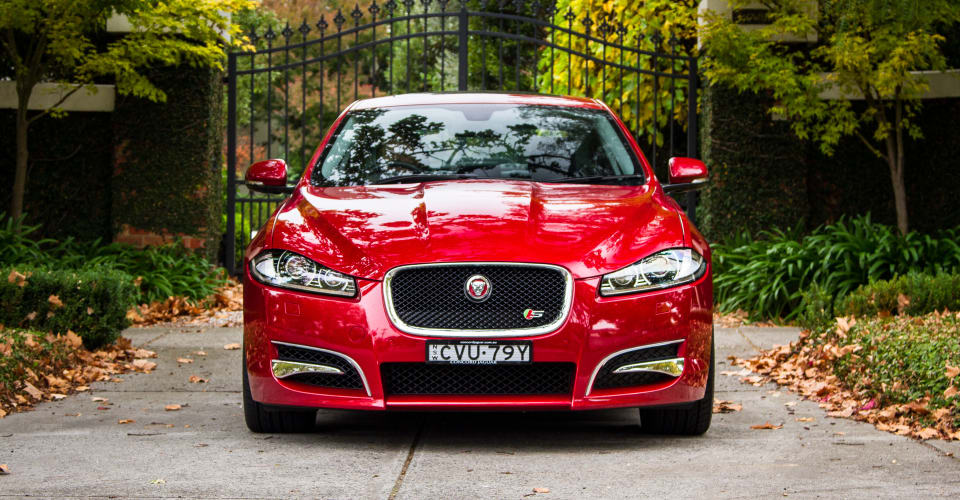 2015 Jaguar XF-S Diesel Review : Run-out round-up | CarAdvice
