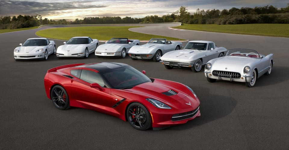 Corvette frame spotted at General Motors battery lab: Hybrid Corvette on the way? | CarAdvice