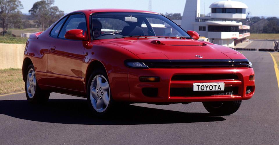 Торговая марка Toyota — название Celica, намекающее на новый спорткар |  CarAdvice