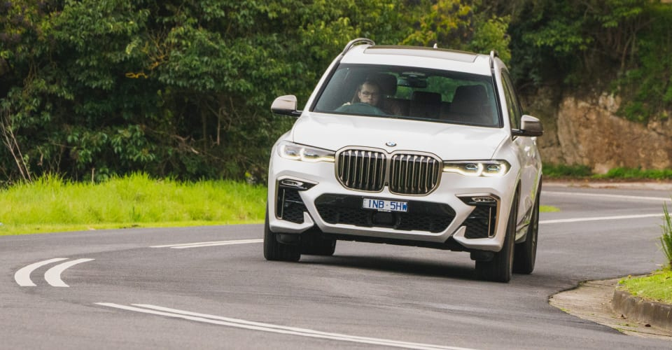 2019 BMW X7 M50d review | CarAdvice