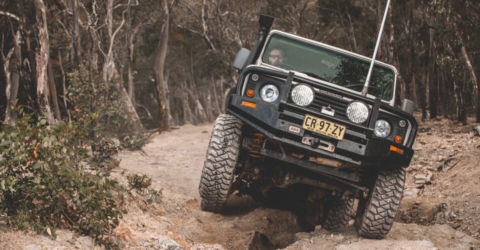Project Cars: 2001 Land Rover Defender 130 – Update   CarAdvice