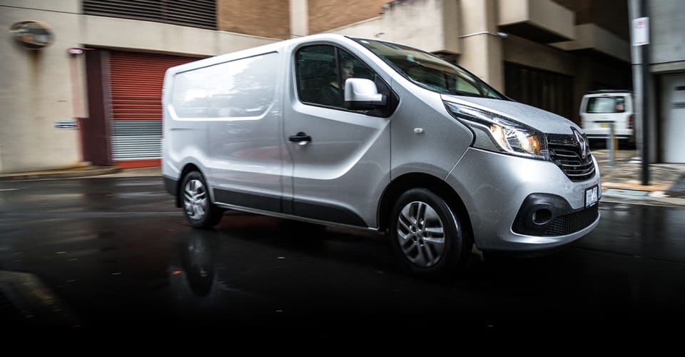 116d22a329 2018 Renault Trafic SWB 103 review