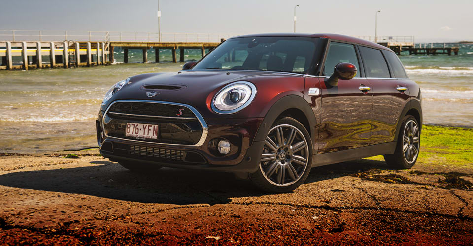 2018 Mini Cooper S Clubman Review Caradvice
