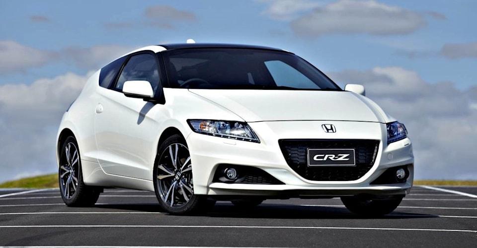 Honda Cr Z Future Under Evaluation In Australia Caradvice