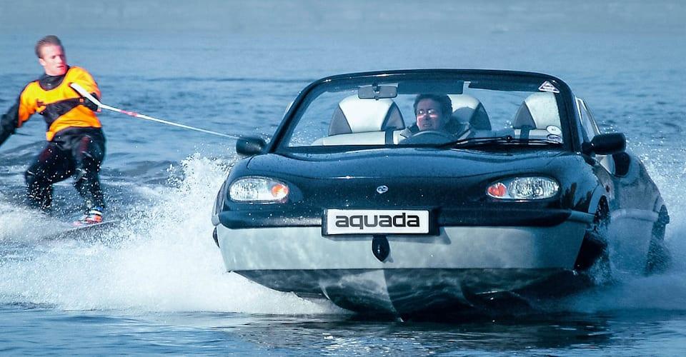 А вот и то чувство падения: Краткая история автомобилей-амфибий |  CarAdvice