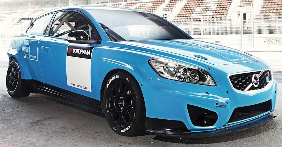 d154da4109 Volvo C30 DRIVe Polestar prepares for World Touring Car Championship ...