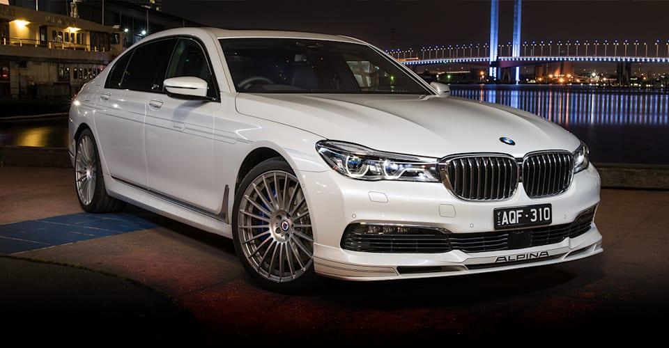 2018 BMW Alpina B7 review | CarAdvice