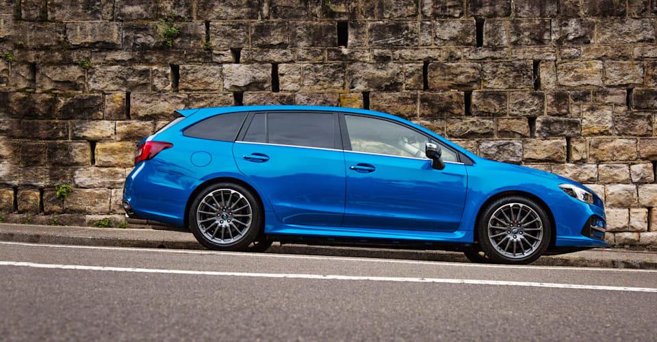 Economy Auto Sales >> 2018 Subaru Levorg 2.0 STI Sport review   CarAdvice