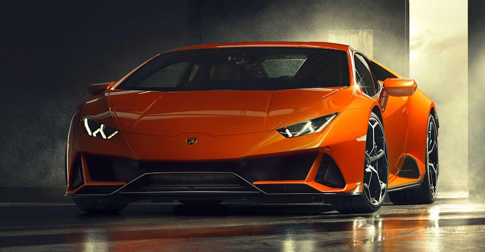 2019 Lamborghini Huracan Evo Unveiled Pricing Revealed Caradvice