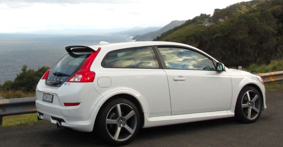 volvo c30 manual review