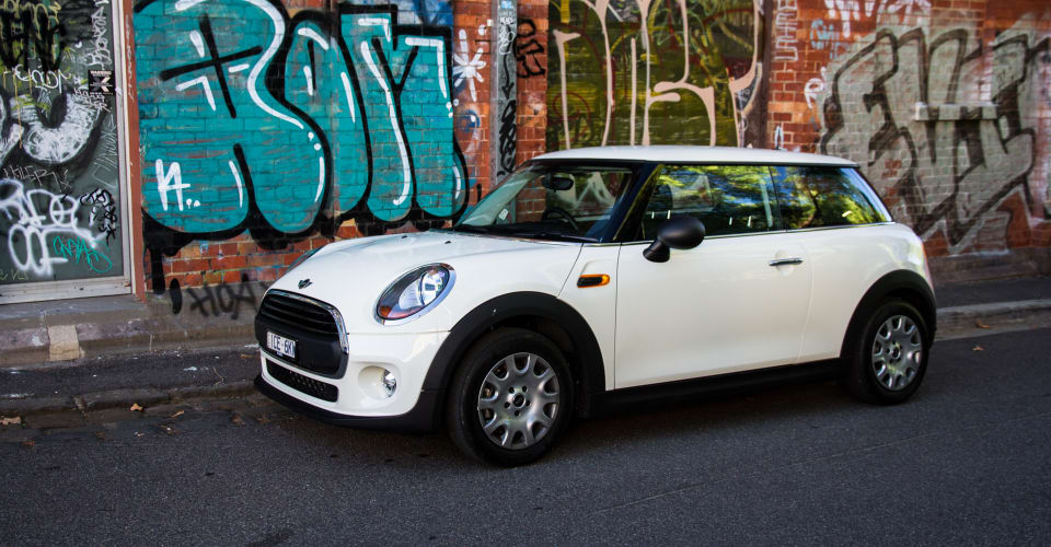 2015 Mini One Review Caradvice