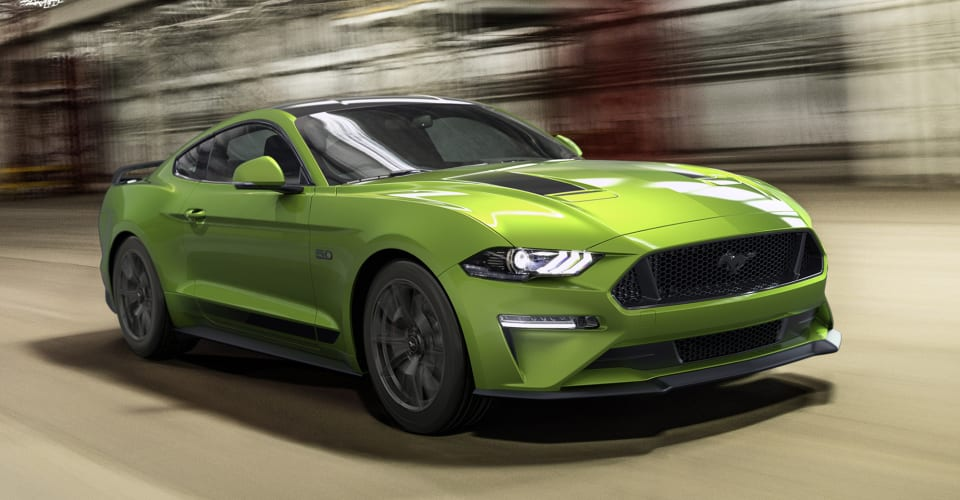 2 3 L Mustang >> 2020 Ford Mustang Revealed Australian Launch Due In November