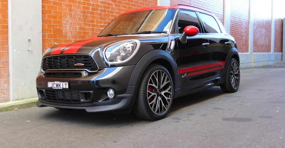 Mini Jcw Countryman Review Caradvice