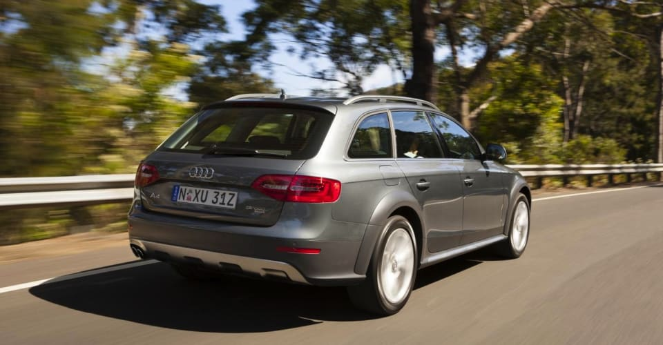 Audi A4 Allroad Premium German Wagon Ready For The Outback Caradvice