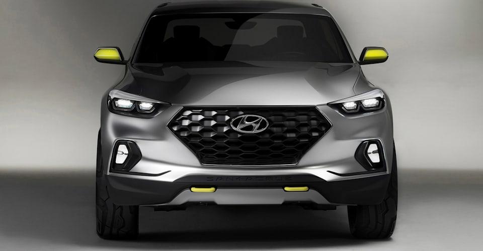 Hyundai ute set for 2021, unlikely for Kia | CarAdvice