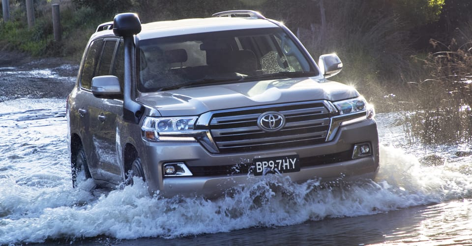 2019 Toyota Landcruiser 200 Series Upgrades Announced Update