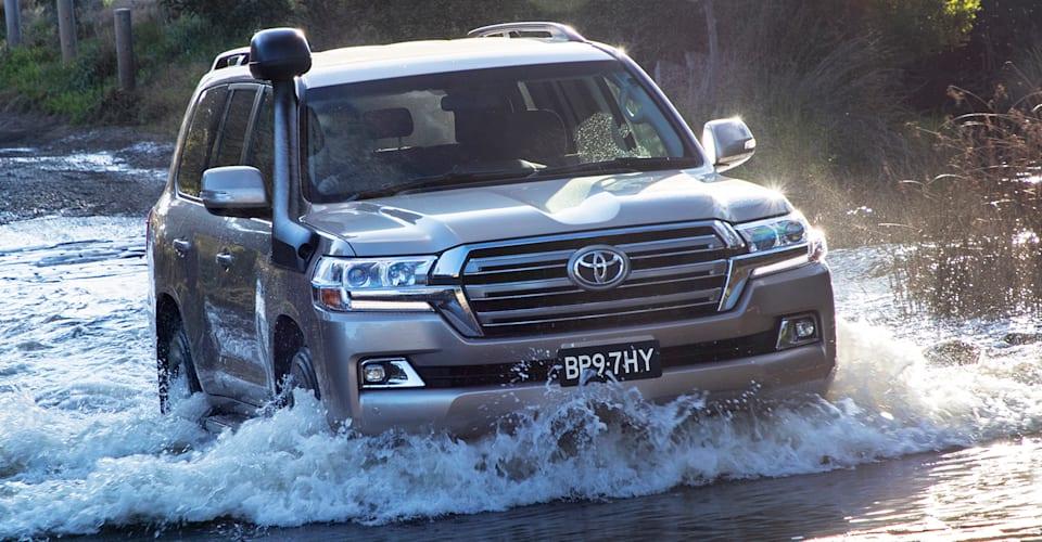 2019 Toyota Landcruiser 200 Series Upgrades Announced