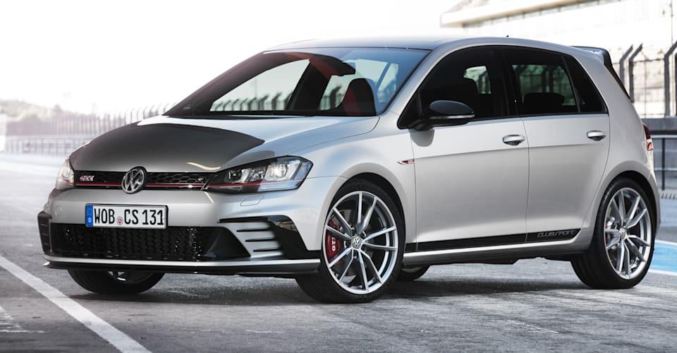 d51520750b 2017 Volkswagen GTI Clubsport S in