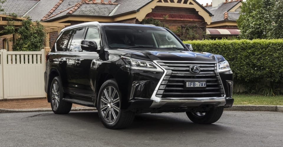 Lexus LX Reviews - Lexus LX Price, Photos, and Specs - Car and Driver