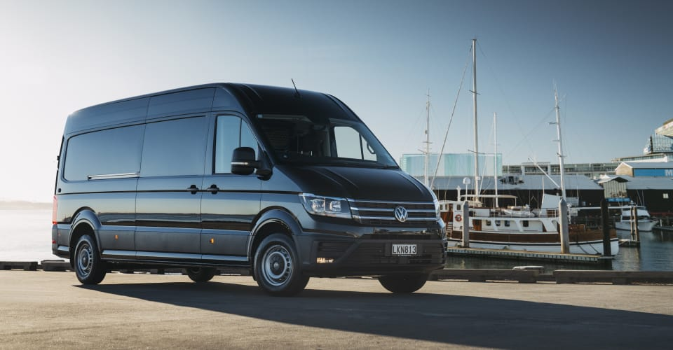 5f559d2bdb 2018 Volkswagen Crafter pricing and specs
