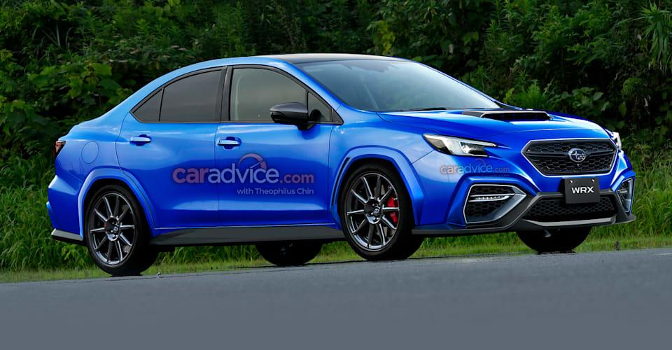 Subaru WRX 2022 года появится в автосалонах Австралии в этом году |  CarAdvice