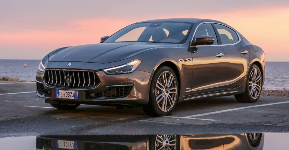 Maserati Ghibli Price >> 2018 Maserati Ghibli pricing and specifications | CarAdvice