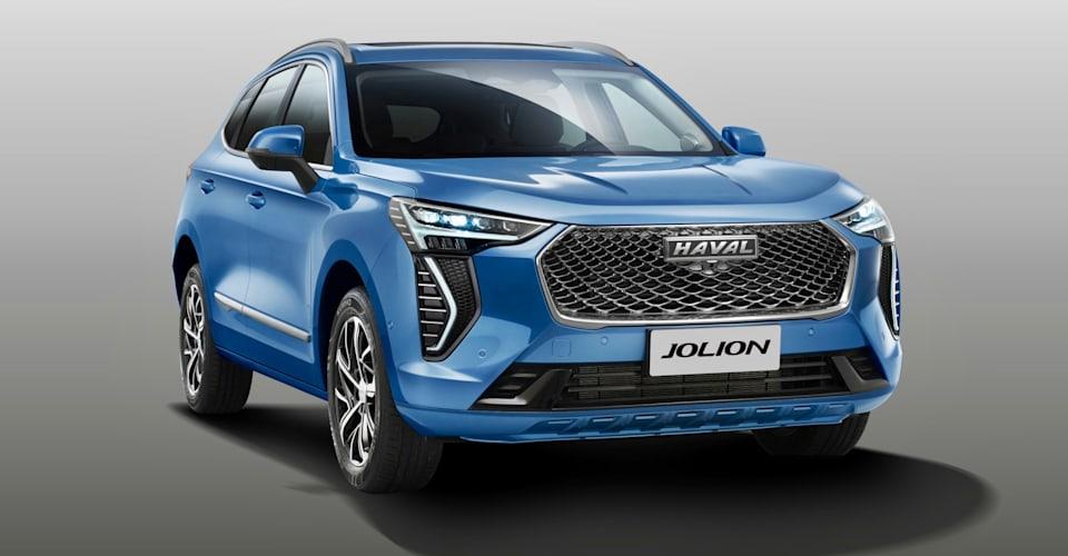 2021 Haval Jolion заменит H2 в качестве внедорожника начального уровня |  CarAdvice