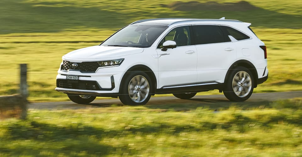 2021 Kia Sorento V6 petrol delayed by two months | CarAdvice