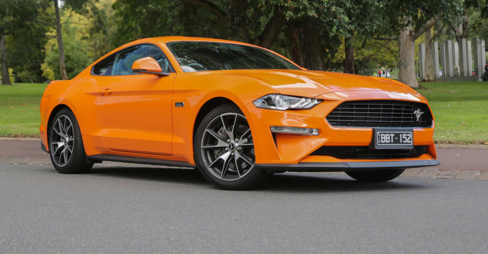 2021 Ford Mustang review: 2.3L High Performance Fastback | CarAdvice