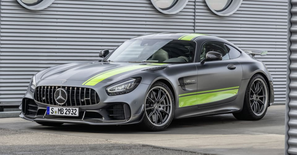2021 Mercedes-AMG GT R Pro price and specs | CarAdvice