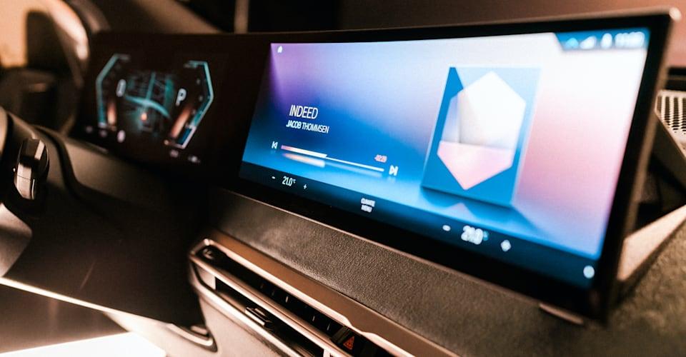 BMW представляет новую информационно-развлекательную систему iDrive |  CarAdvice