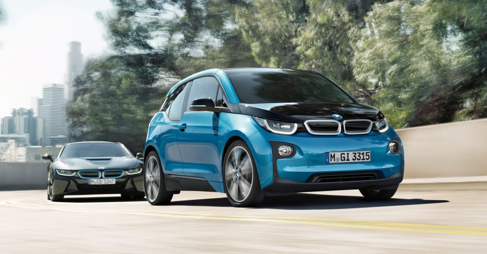 BMW I3 Battery Upgrade >> 2017 BMW i3 pricing and specifications: EV range increased ...