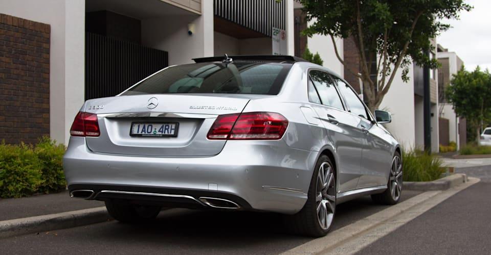 Mercedes Benz E300 Bluetec Hybrid Review Caradvice