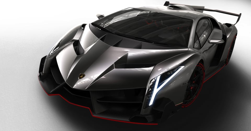 Lamborghini Veneno The 6 Million Speeding Bull Caradvice