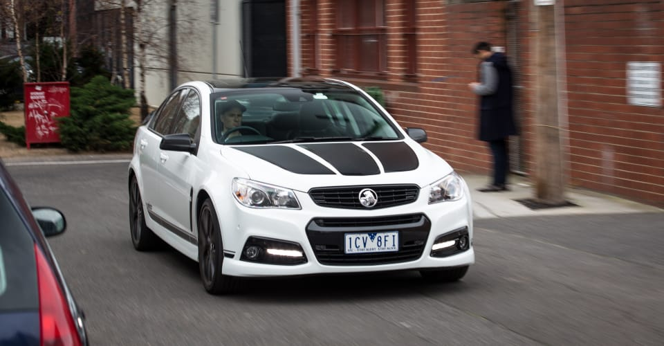 Victory Auto Sales >> 2015 Holden Commodore SS V review : Craig Lowndes Special ...