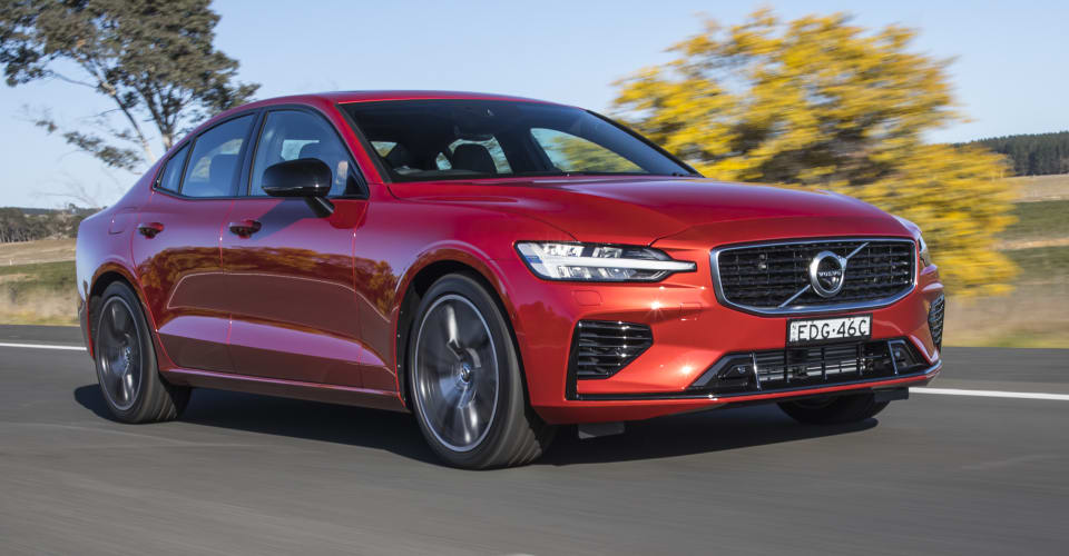 2020 Volvo S60 R-Design review | CarAdvice