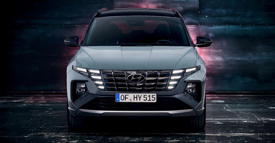 Hyundai Tucson N Line 2021 года представлен во втором квартале    CarAdvice